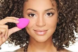 esponja maquillaje  beauty  blender
