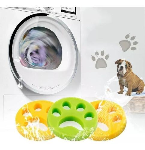 esponja re movedora de pelo de mascota (lavadora)