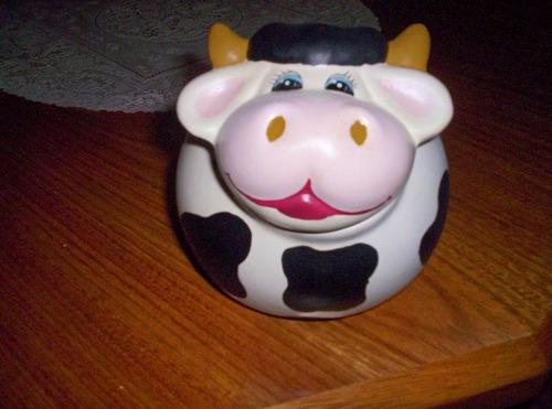 Esponjero De Ceramica De Cocina Oveja Vaca Rana Manzana Olla ...