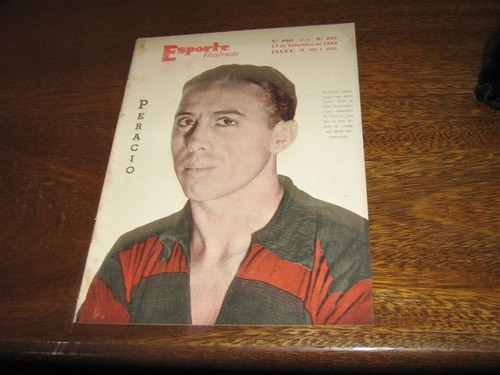 esporte ilustrado nº 232 setembr/1942 editora americana raro