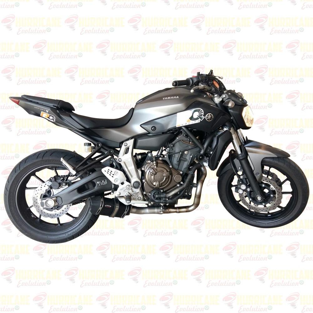 Esportivo Escape F4 Full - Yamaha Mt-07 2013 A 2018 700