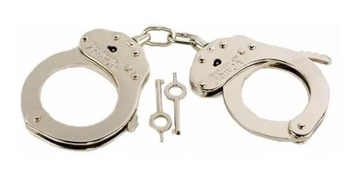 esposas alcatraz con dos llaves