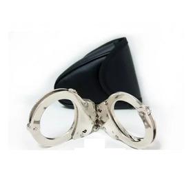 Esposas Cromadas Metalicas Policia Vigilancia Tienda Fisica