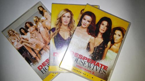 esposas desesperadas cuarta temporada