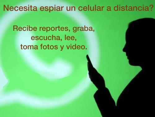 esppiar cellular distancia graba escucha lee toma foto video