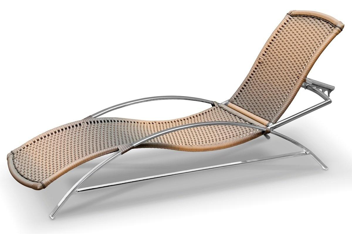 Espregui adeira cadeira em alum nio e fibra sint tica r for Piscinas de aluminio