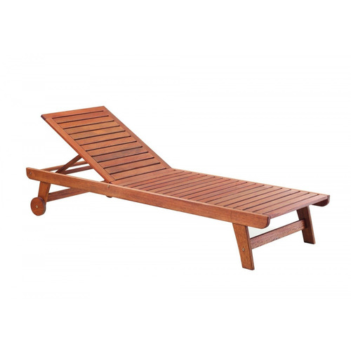 espreguiçadeira em madeira maciça ripada primavera gc