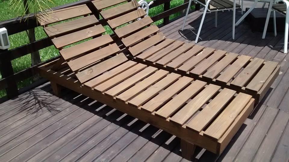 Espregui adeira para piscina madeira para banho de sol r for Fabricar piscina