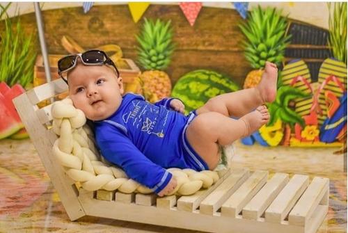 espreguiçadeira pátina prop foto newborn acompanhamento bebê