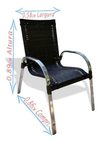 espreguiçadeiras piscina +jogo de cadeira varanda
