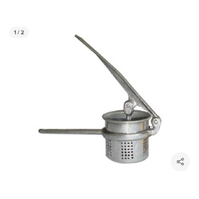 Espremedor De Batata Manual Em  Metal Cozinha