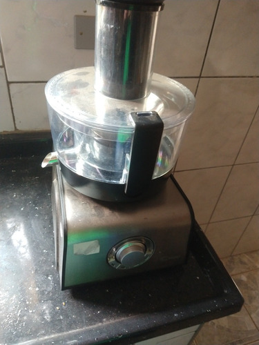 espremedor de frutas fun kitchen  master pro ss-09 carcaça