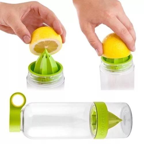espremedor de frutas laranja limão faz suco garrafa e da tv