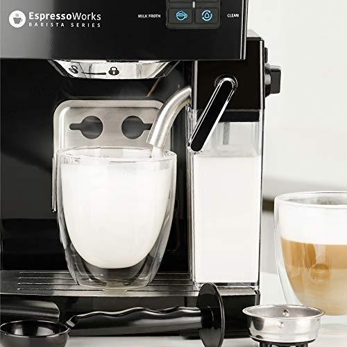 espressoworks cafetera capuchinera maquina cafe express