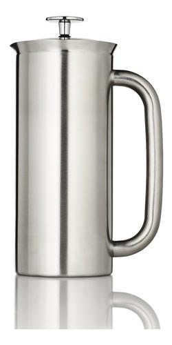 espro coffee press p7-18 oz, aislado al vacío, acero in