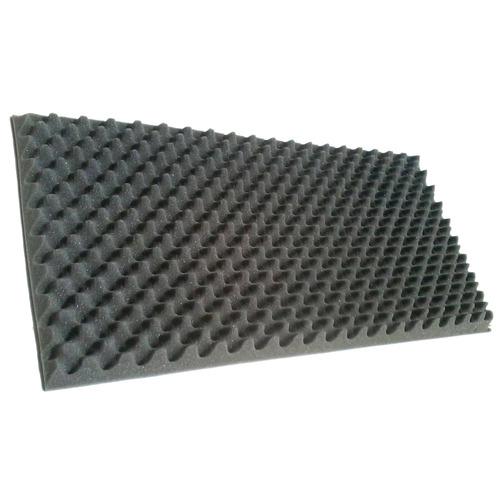 espuma acustica premium alta densidad 25kg/m3 gris mixstore