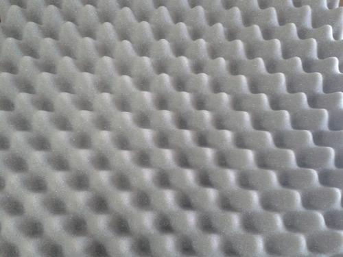espuma antichamas acústica profissional frete grátis( 50 pç