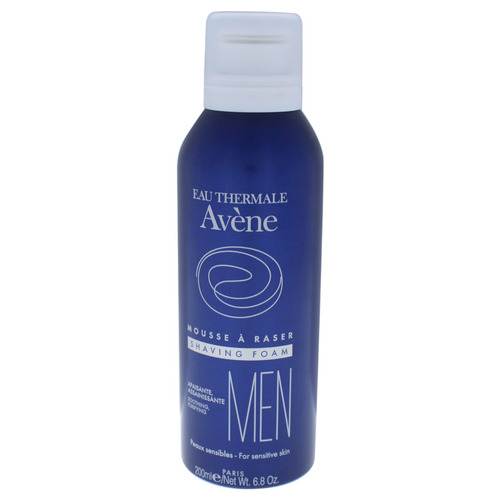 espuma de afeitar por avene para los hombres - 6.9 oz