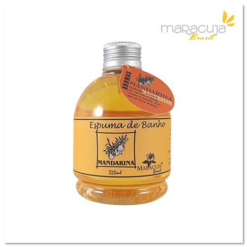 espuma de banho mandarina 320ml