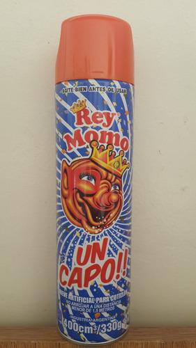 espuma de carnaval rey momo -- por cantidad --