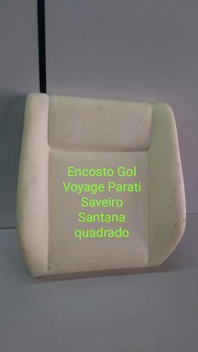 espuma encosto gol saveiro voyage parati quad. santana 83/95