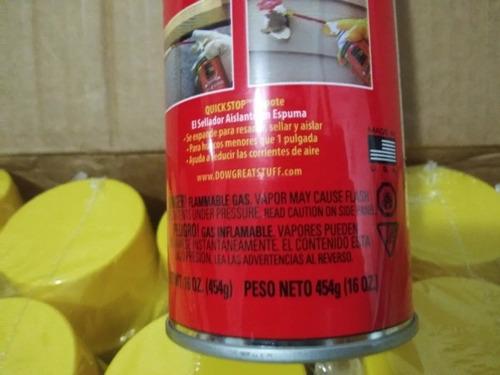 espuma expansiva de poliuretano great stuff 16oz (454 g) usa