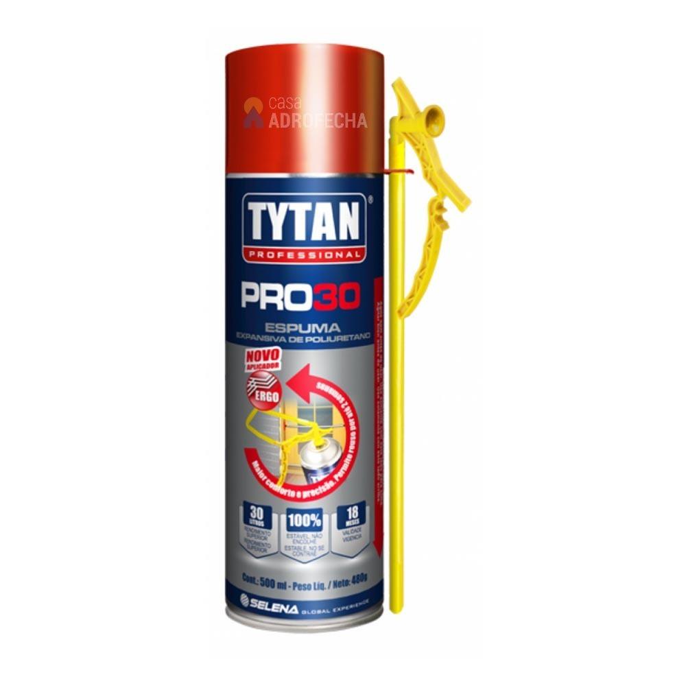 1bbea49b522 espuma expansiva tytan pro 30 500ml. Carregando zoom.