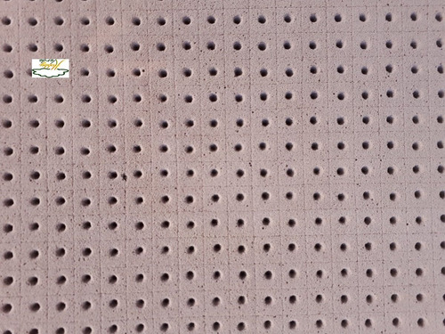 espuma fenólica 2x2x2 furo alface - 15 placas = 5175 células