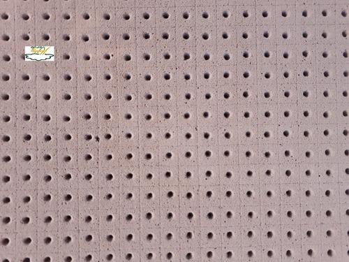 espuma fenólica 2x2x2 furo alface - 8 placas = 2.760 células
