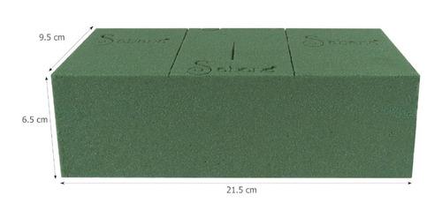 espuma floral sabana - caja por 6 unidades