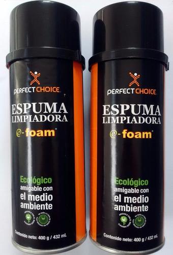 espuma perfect choice para pc, laptop y/o smarthphone tieqro