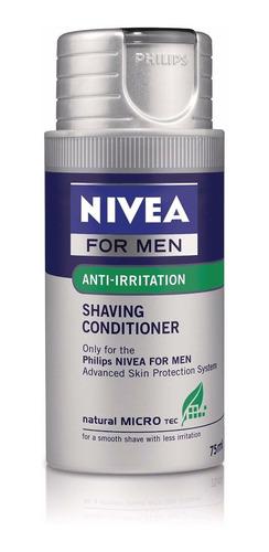 espuma philips de afeitado hidratante nivea for men hs800/04