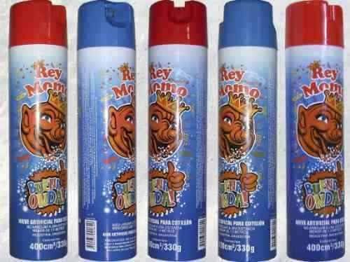 espuma rey momo x 400