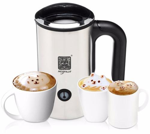 espumador/batidor de leche mixpresso coffee+envio gratis