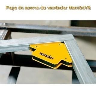 esquadro magnético p soldador serralheiro torneiro ngk