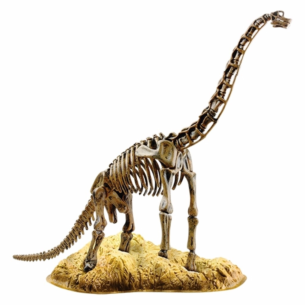 Esqueleto De Dinosaurio Brachiosaurus Para Armar 23 Piezas - $ 479 ...