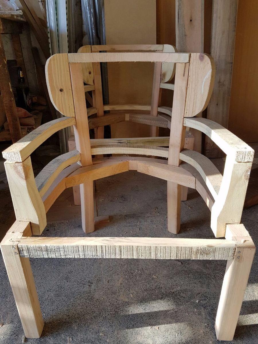 Como tapizar sillas de madera simple sillas de madera tapizado cuerina with como tapizar sillas - Como tapizar sillas de madera ...