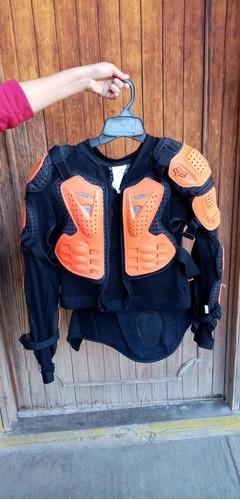 esqueleto fox motociclista