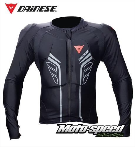 esqueleto protector para motociclista dainese ktm yamaha
