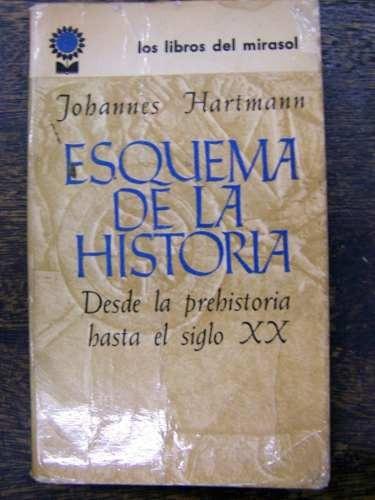 esquema de la historia de johannes hartmann