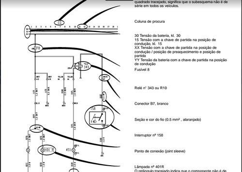 esquema elétrico caminhão vm 270 e cod: de falha arla euro5