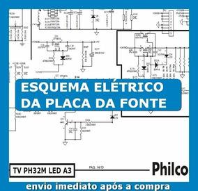 BAIXAR PHILCO ESQUEMA TP1454 TV DA