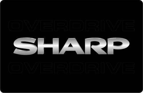 esquema eletrônico sharp cb-500ub