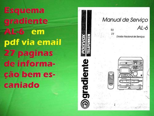 esquema gradiente al-6  al6 em pdf via email   27 paginas