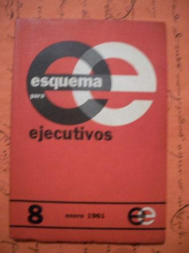 esquema para ejecutivos / enero 1961  q