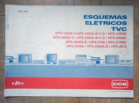 CCE 2007 BAIXAR ESQUEMA HPS TV
