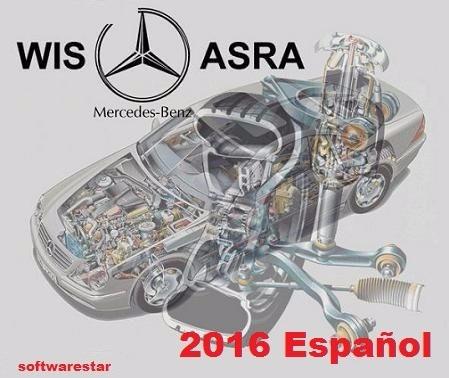 Esquemas Camiones Mercedes Benz- Wis Asra Epc 04/2016