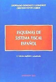 esquemas de sistema fiscal español(libro )