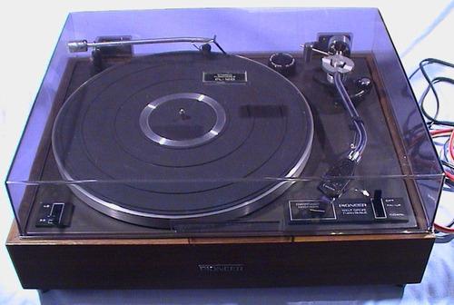esquemas - reparos - pioneer  pl-12d  toca discos