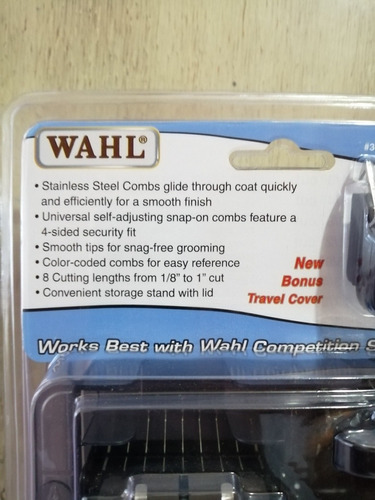 esquiladoras made in usa peines universales .wahl